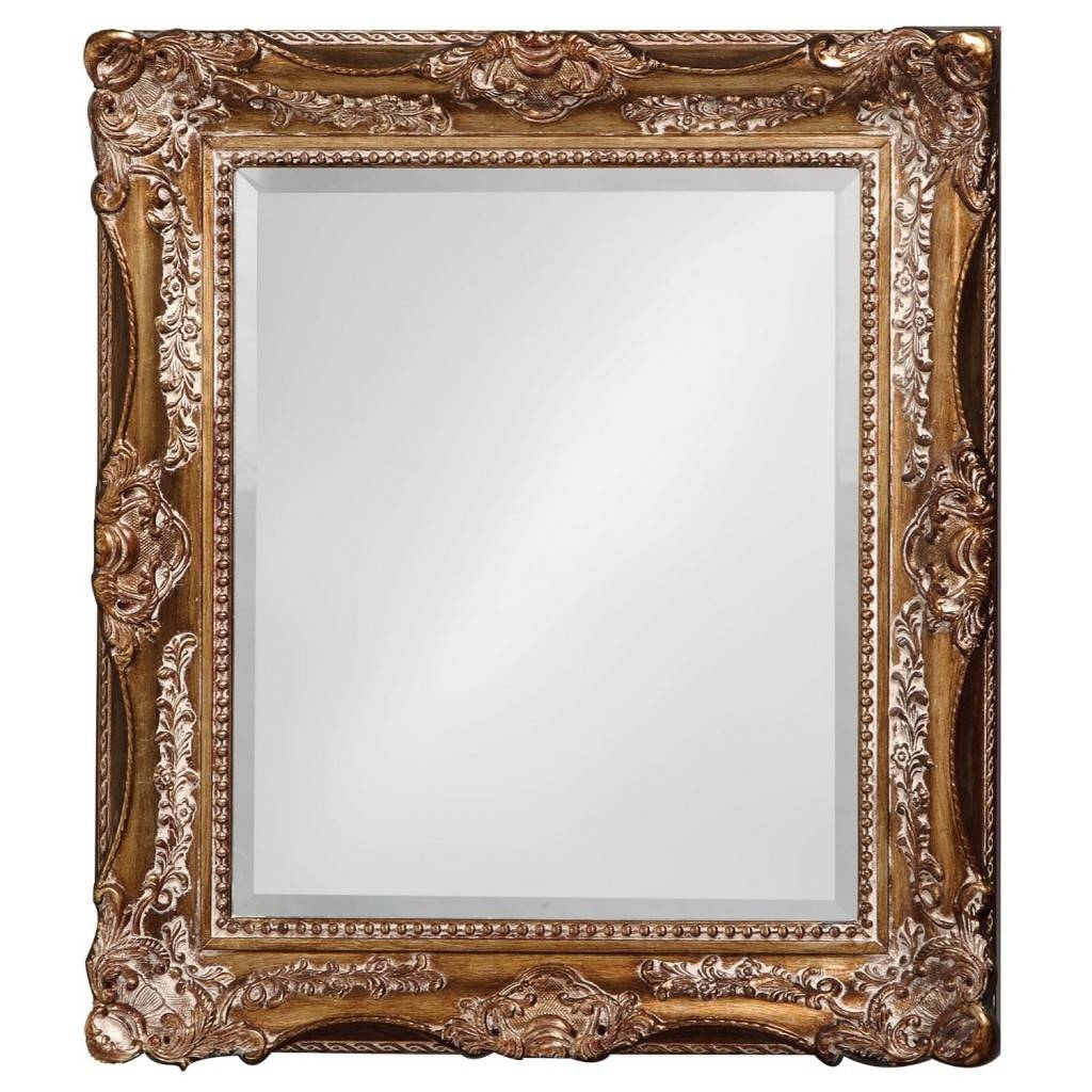 16 Ornate Mirrors For Your Home | Qosy regarding Glitter Frame Mirrors (Image 1 of 25)