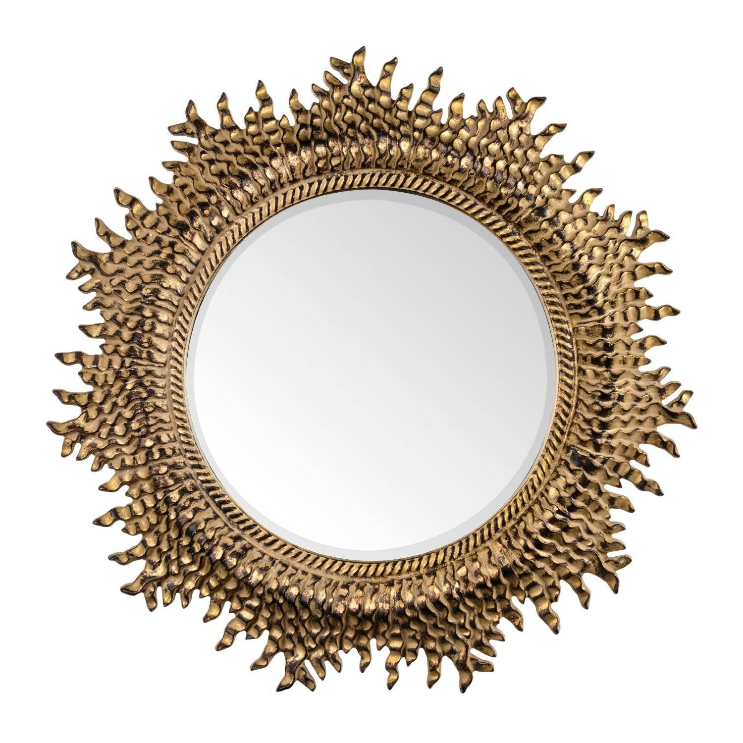 16 Ornate Mirrors For Your Home | Qosy with Antique Round Mirrors (Image 2 of 25)