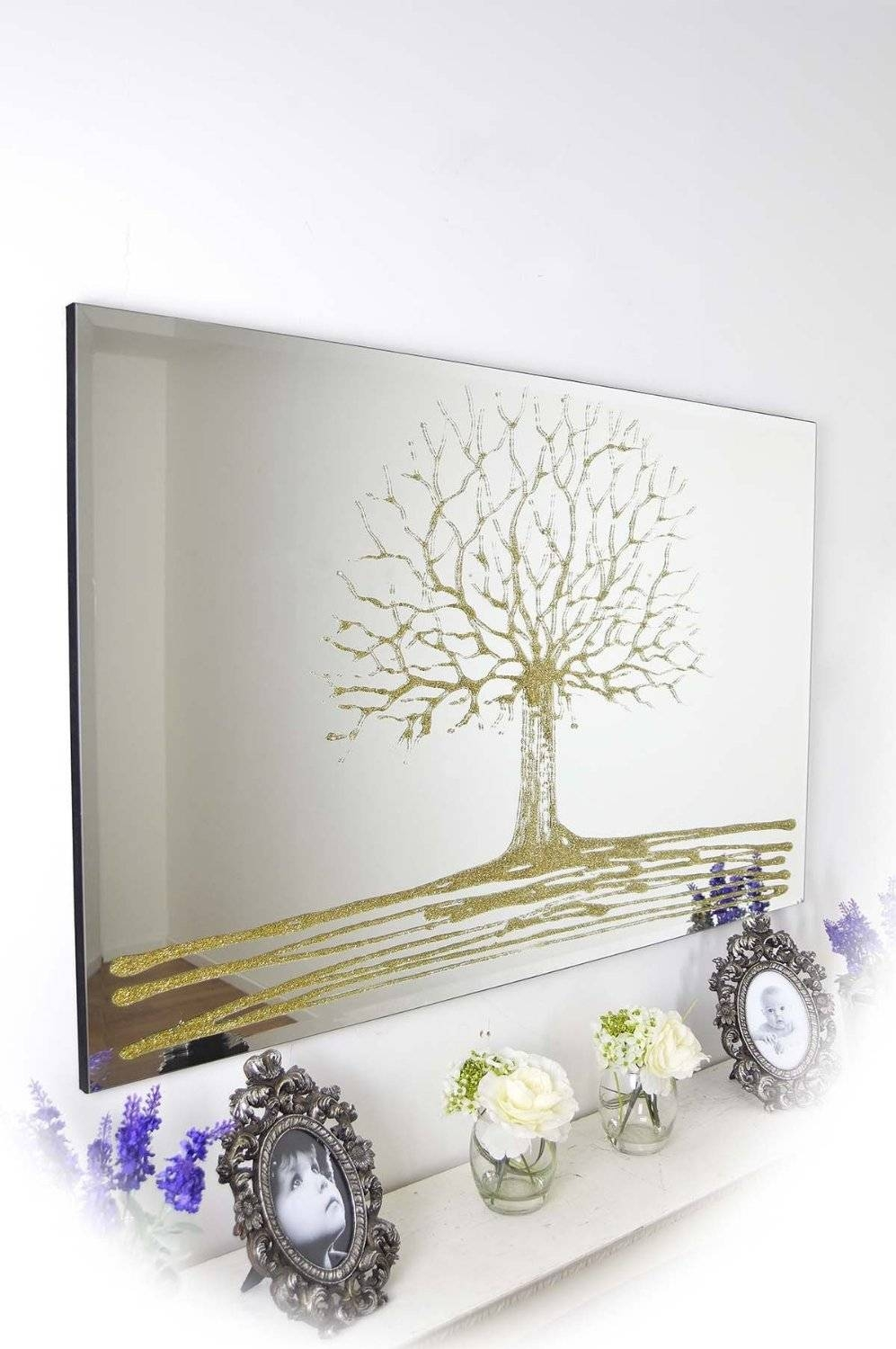16 Ornate Mirrors For Your Home | Qosy with Swarovski Mirrors (Image 2 of 25)
