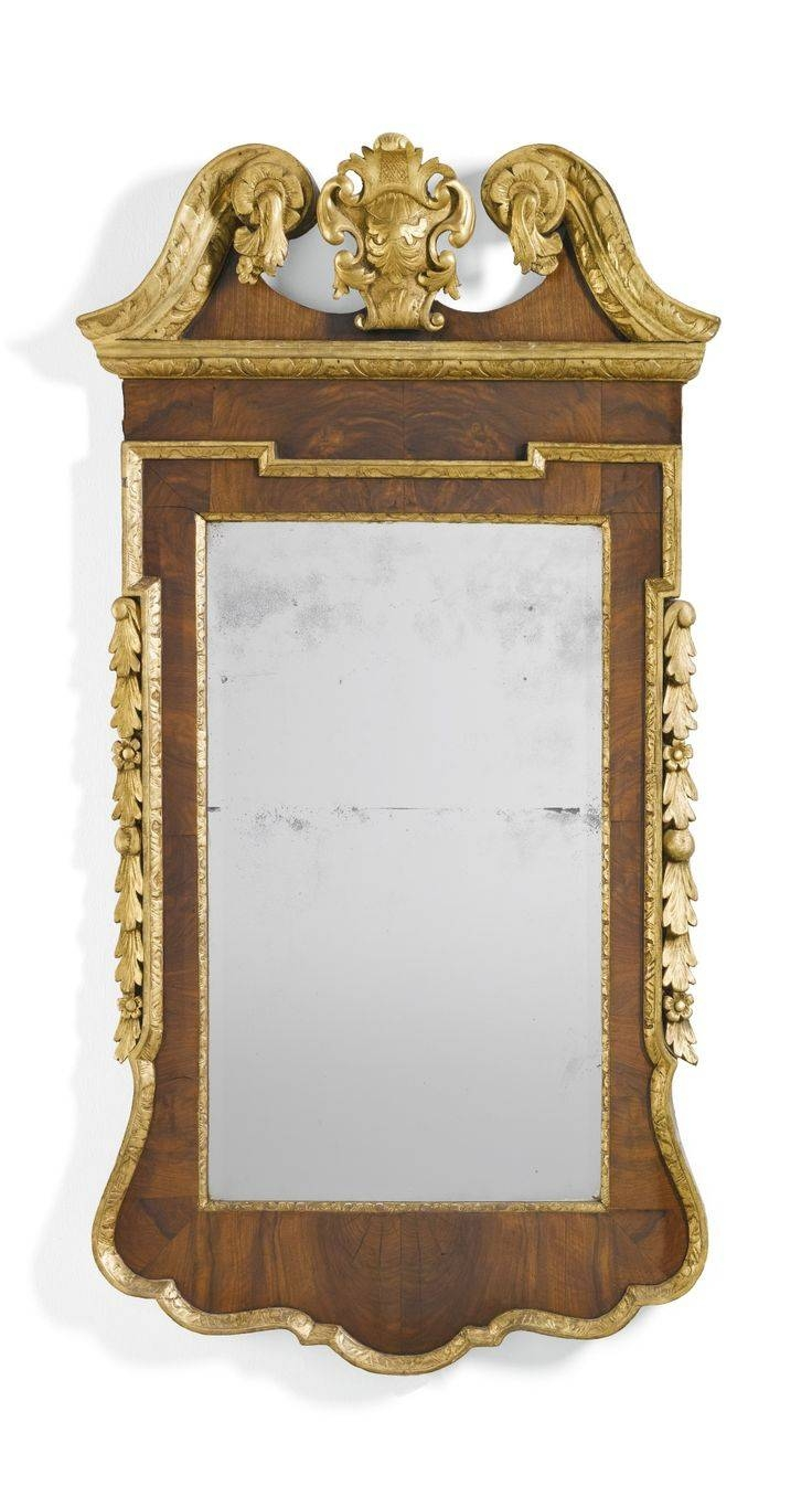 163 Best Mirrors Images On Pinterest | Mirror Mirror, Antique regarding Gilt Framed Mirrors (Image 1 of 25)