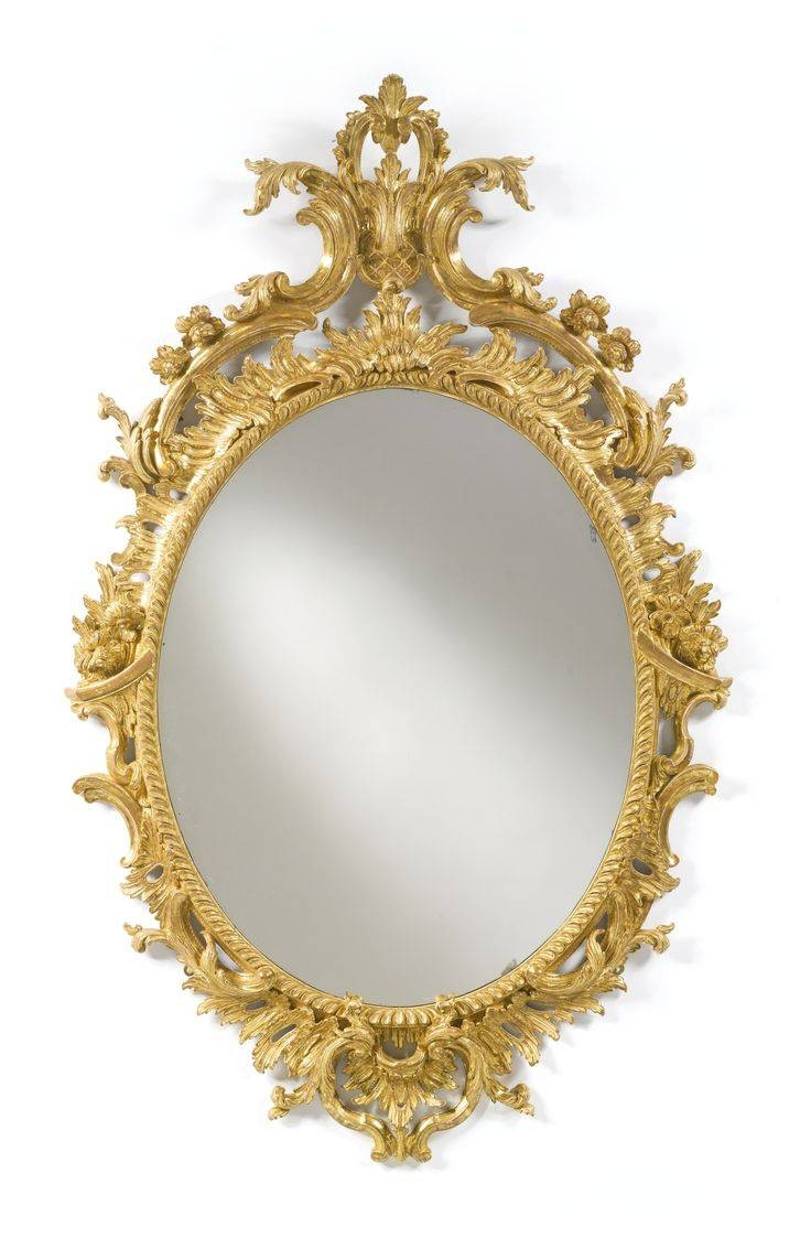 163 Best Mirrors Images On Pinterest | Mirror Mirror, Antique with Antique Venetian Mirrors (Image 1 of 25)