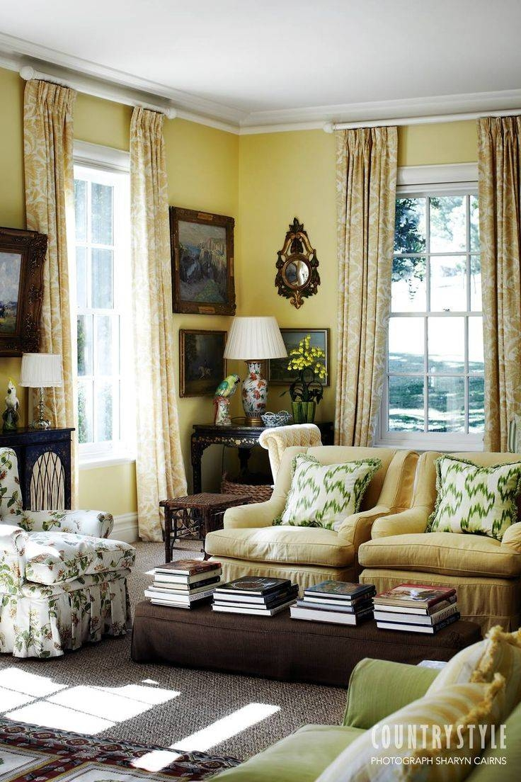 1675 Best Charming Chintz Chairs (And Sofas!) (And Some Drapes with regard to Chintz Sofas (Image 1 of 22)
