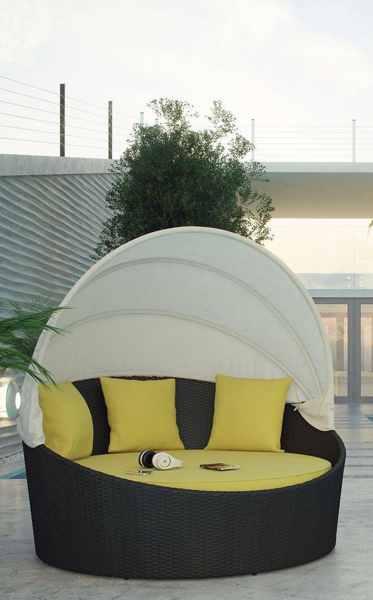 176 Best Furniture - Outdoor Furniture Images On Pinterest for Outdoor Sofas With Canopy (Image 1 of 30)