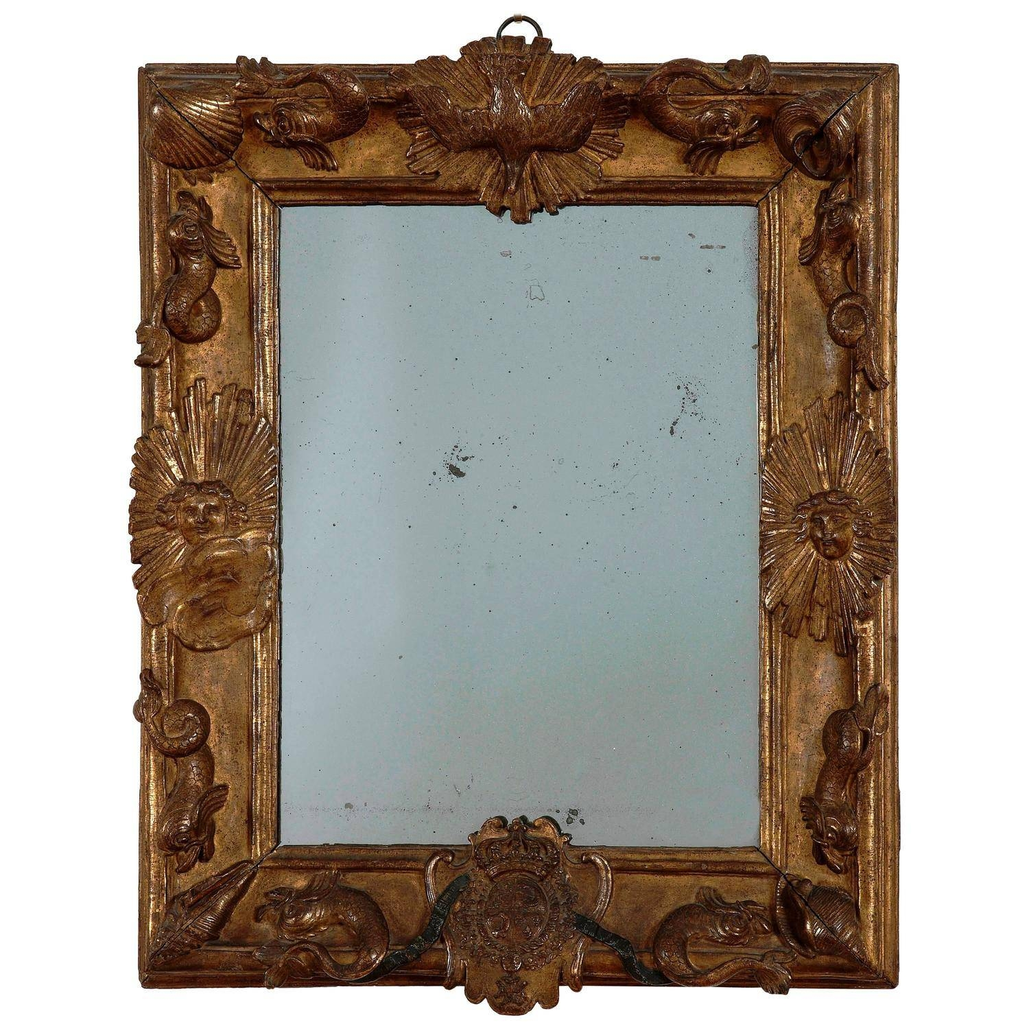 17Th Century Mirrors - 79 For Sale At 1Stdibs with regard to Gilt Framed Mirrors (Image 2 of 25)