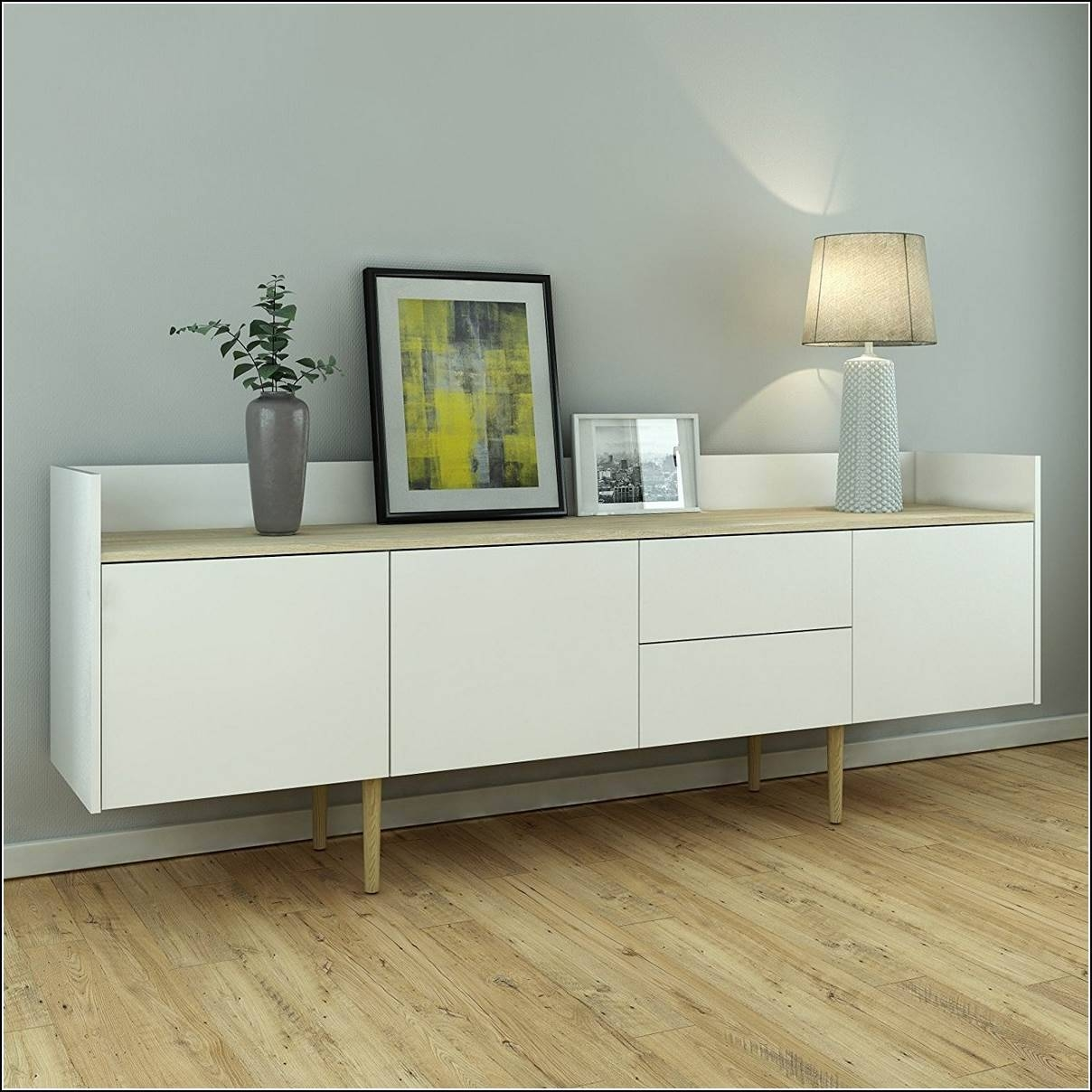 18 Images Of Arwhite High Gloss Sideboards | Best Living Room throughout White Gloss Sideboards (Image 1 of 30)