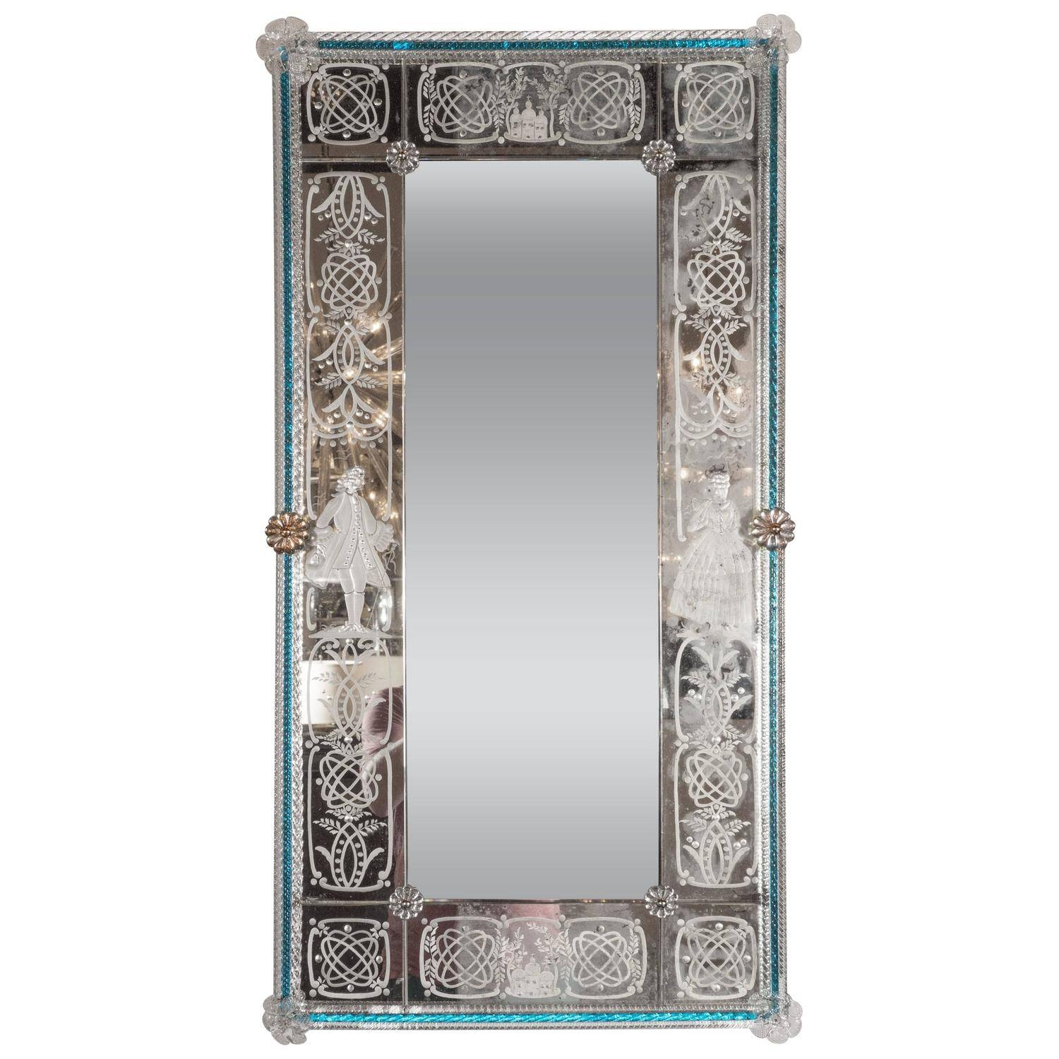 1920S Mirrors - 160 For Sale At 1Stdibs with regard to Large Pewter Mirrors (Image 2 of 25)