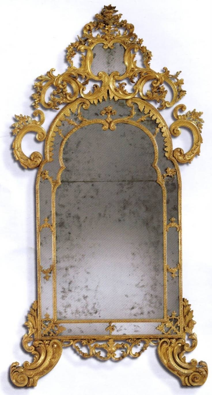 198 Best Antique Mirror Envy Images On Pinterest | Antique Mirrors with regard to Antique Mirrors London (Image 2 of 25)