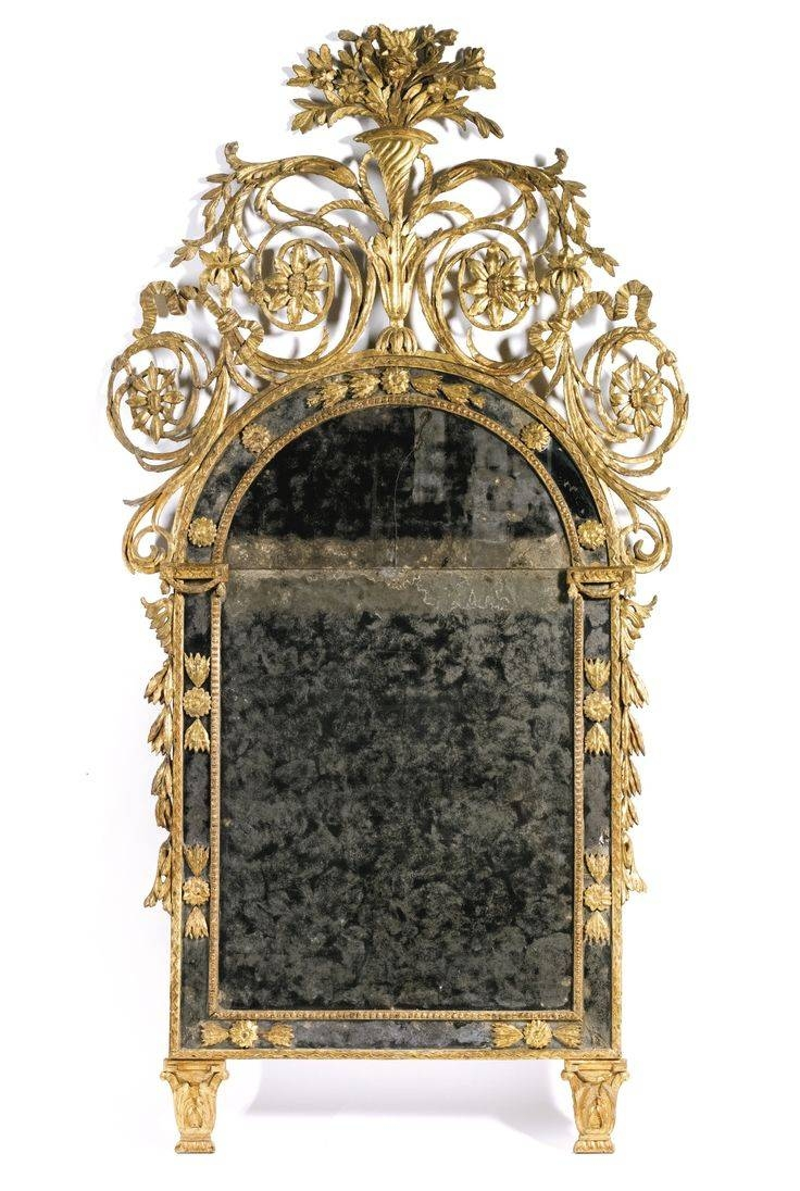 198 Best Antique Mirror Envy Images On Pinterest | Antique Mirrors within Antique Mirrors London (Image 3 of 25)