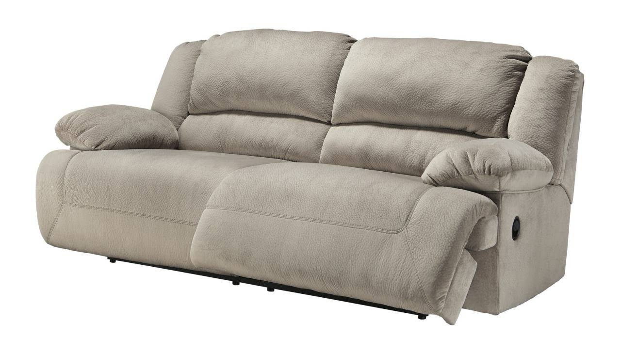 2 Seat Reclining Sofa In Granite 5670381 intended for 2 Seat Recliner Sofas (Image 1 of 30)