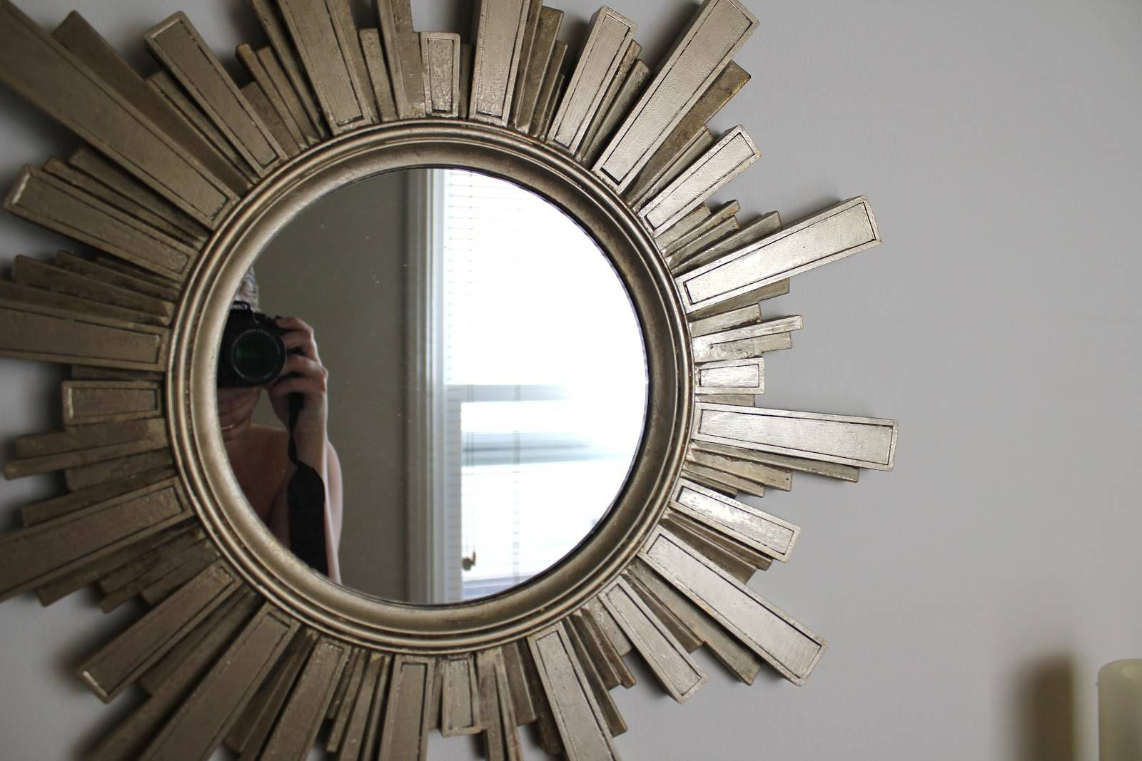 20 Gorgeous Diy Mirror Ideas Interesting Unique Mirror Ideas throughout Interesting Wall Mirrors (Image 1 of 25)