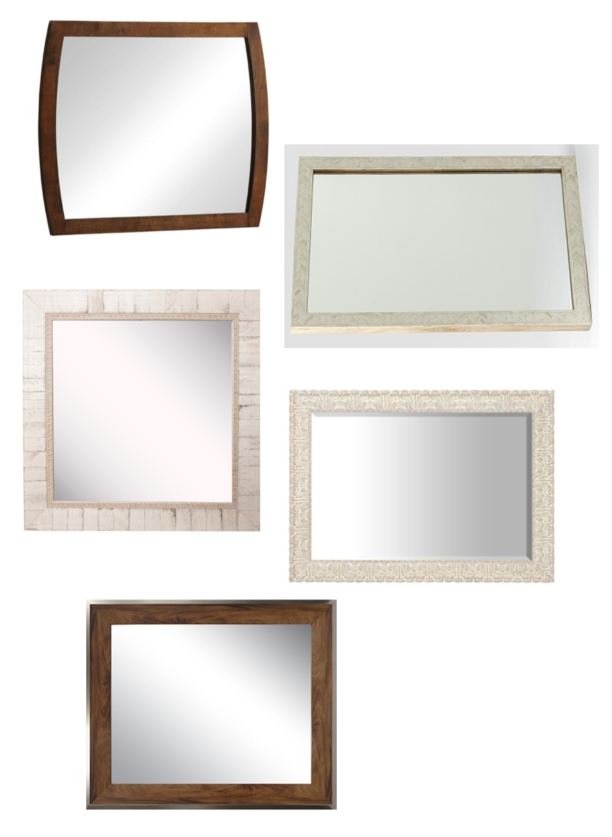 20 Large And Unique Vanity Mirrors | Table And Hearth pertaining to Unique Mirrors (Image 4 of 25)