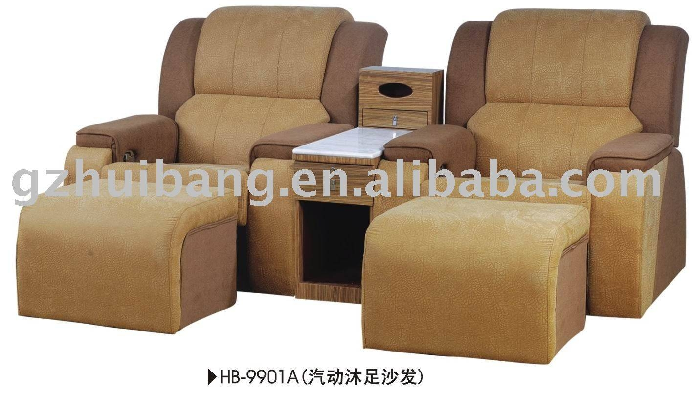 2012 Modern Foot Massage Sofa,foot Spa Sofa With Tv Stand - Buy inside Foot Massage Sofa Chairs (Image 1 of 30)