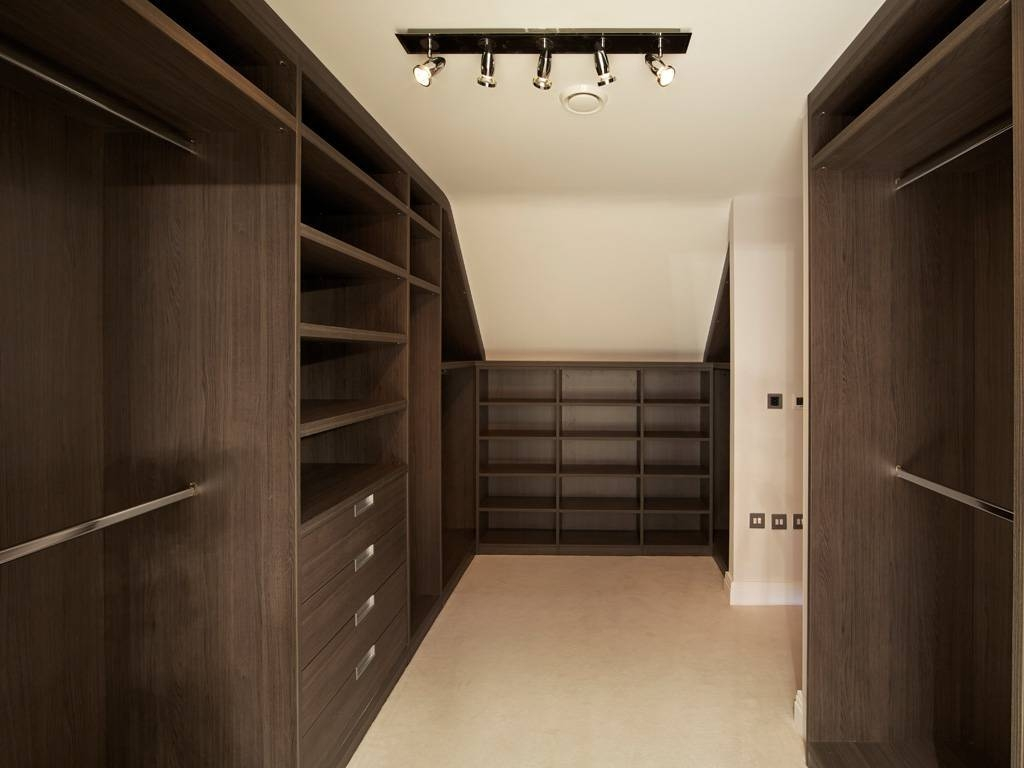 2017 Best Of Dark Wood Wardrobe Closet intended for Solid Dark Wood Wardrobes (Image 1 of 30)