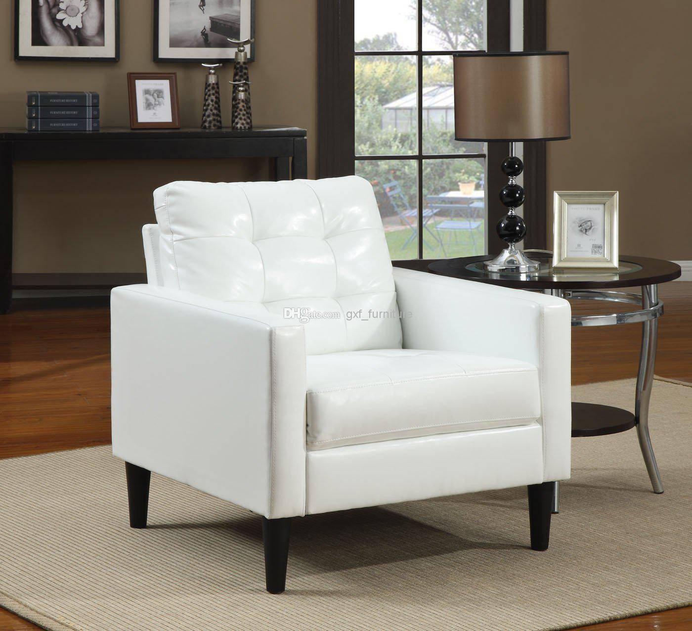 2017 Sofa Chair,armchairs ,leisure Furniture, Soft Chair,leather For Sofa Chairs For Living Room (View 1 of 15)