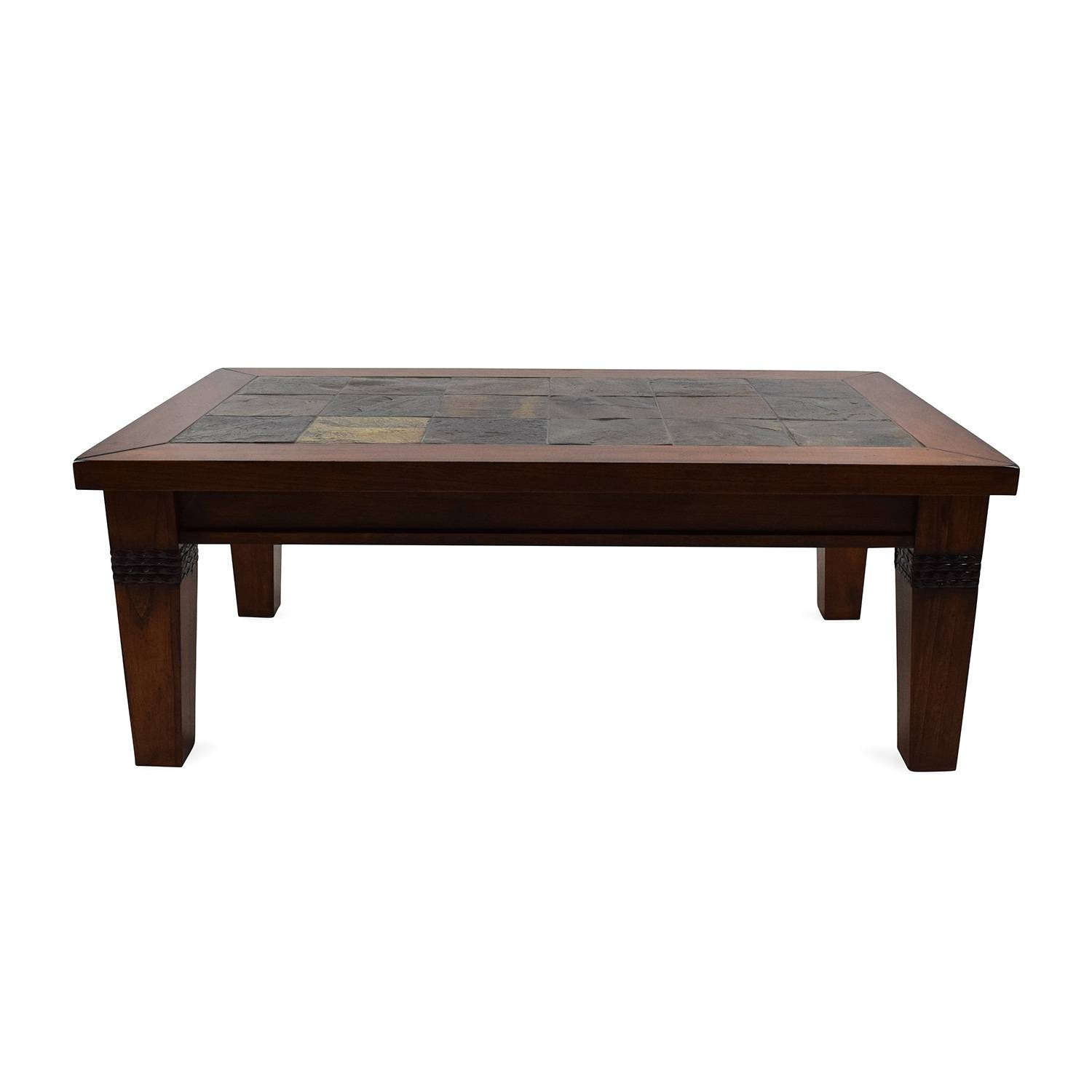21% Off - Marble Top Coffee Table / Tables with Dining Coffee Tables (Image 2 of 15)