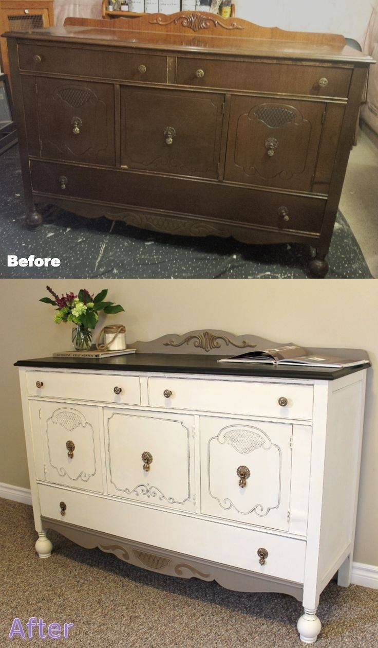 211 Best Fm-Buffets & Sideboards Images On Pinterest | Furniture inside Dark Sideboards Furniture (Image 3 of 30)