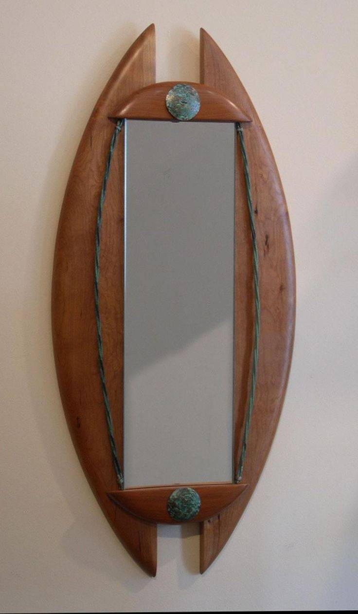 215 Best Mirror ~ Mirror Images On Pinterest | Mirror Mirror throughout Odd Shaped Mirrors (Image 1 of 25)