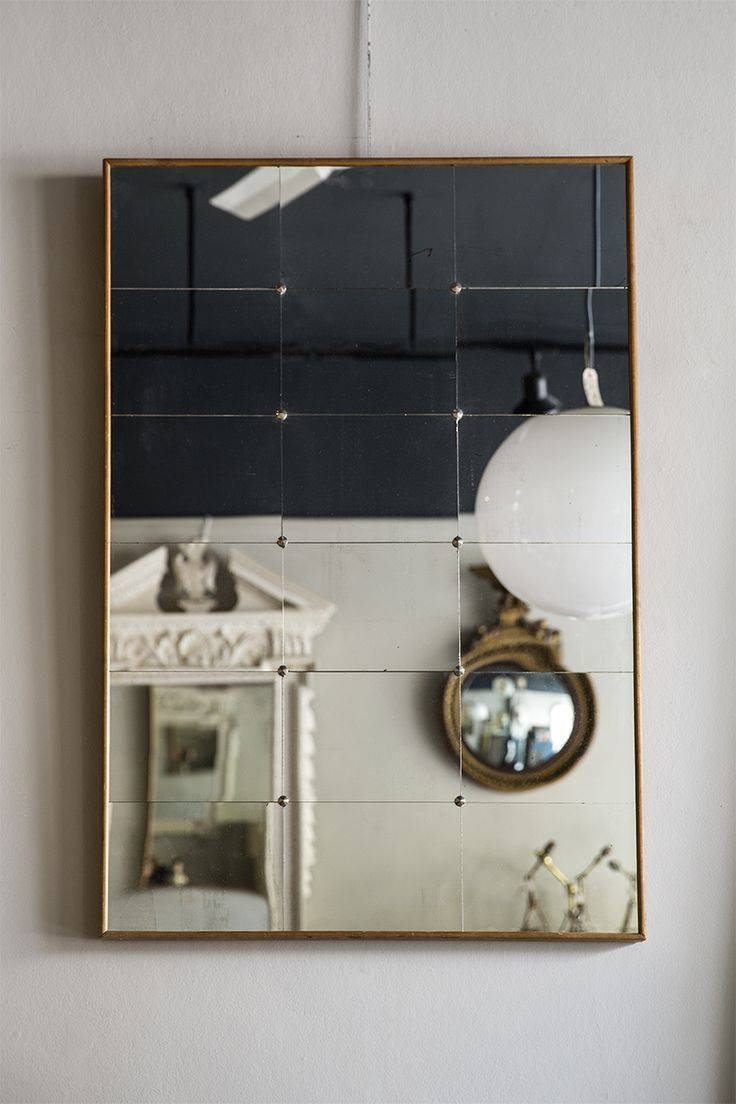 22 Best Antique Mirrors Images On Pinterest throughout Antique Mirrors London (Image 4 of 25)