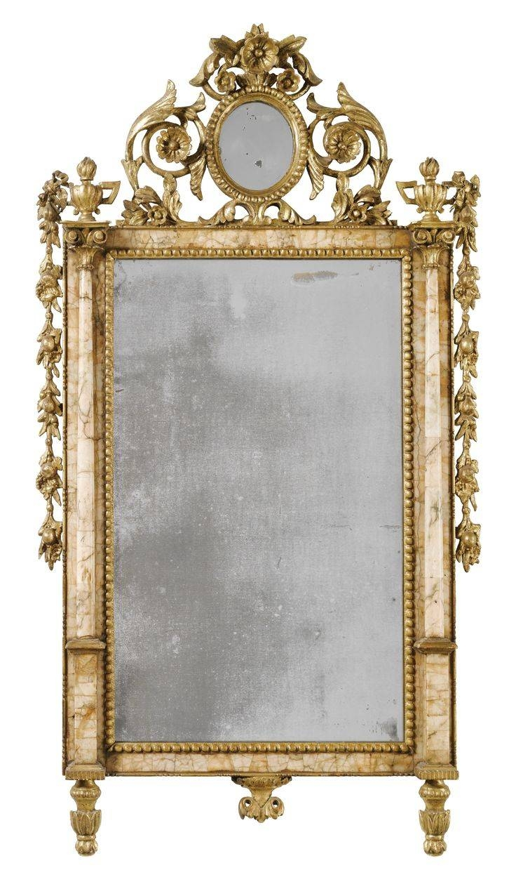 224 Best Mirrors & Pier Glasses Images On Pinterest | Antique regarding Gothic Style Mirrors (Image 3 of 25)