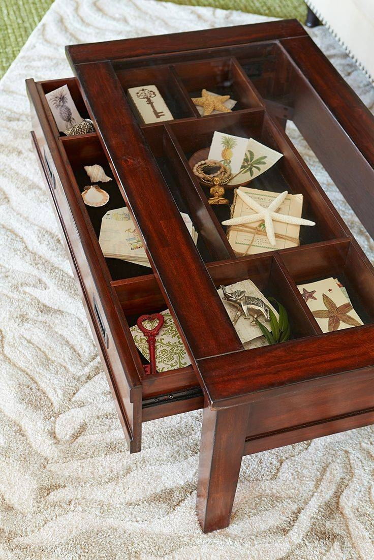 23 Best Shadowbox Coffee Tables Images On Pinterest | Shadow Box within Ethnic Coffee Tables (Image 2 of 30)