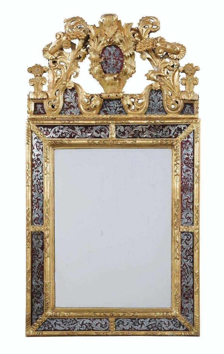 234 Best Antique Mirror Images On Pinterest | Mirror Mirror intended for Venetian Antique Mirrors (Image 1 of 25)