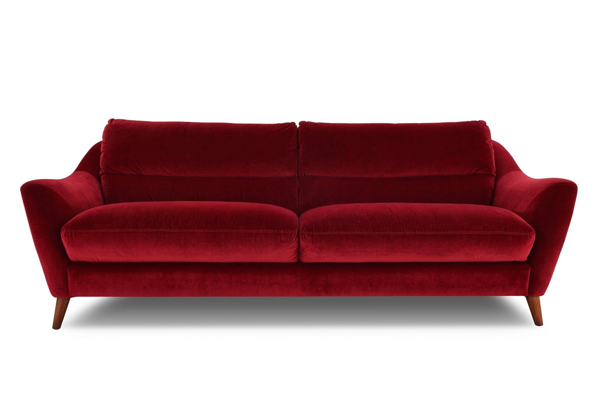 244 Myworld Sofaphilippe Starck | Cassina | Tehranmix Decoration pertaining to 3 Seater Sofas For Sale (Image 1 of 30)