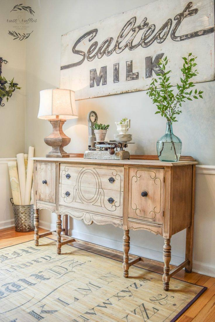25+ Best Antique Buffet Ideas On Pinterest | Painted Buffet throughout White Distressed Finish Sideboards (Image 2 of 30)