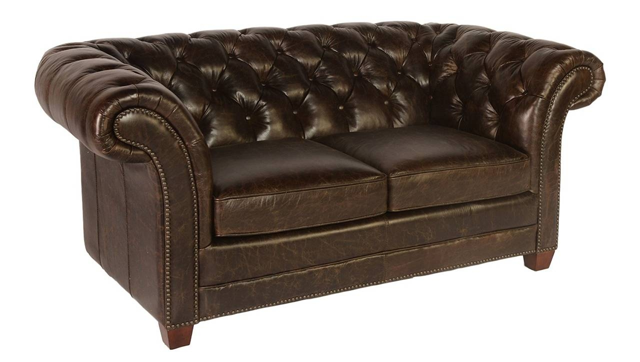 25 Best Chesterfield Sofas To Buy In 2017 inside Leather And Cloth Sofa (Image 1 of 25)