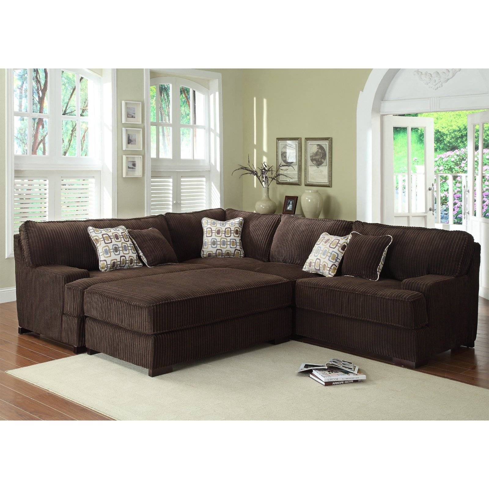 25 Best Ideas About U Shaped Sofa On Pinterest U Shaped Couch 10 pertaining to 10 Foot Sectional Sofa (Image 11 of 30)