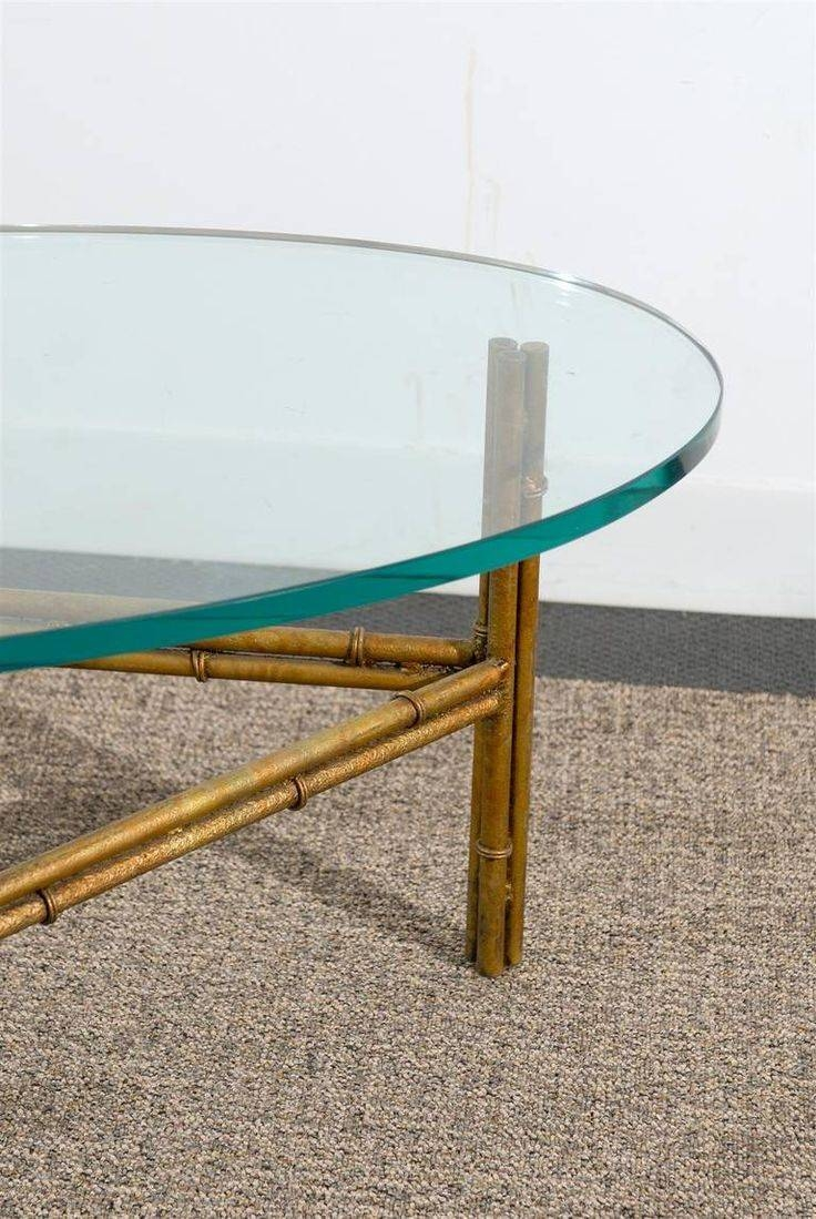 25+ Best Oval Glass Coffee Table Ideas On Pinterest | Glass Coffee for Oval Gloss Coffee Tables (Image 1 of 30)