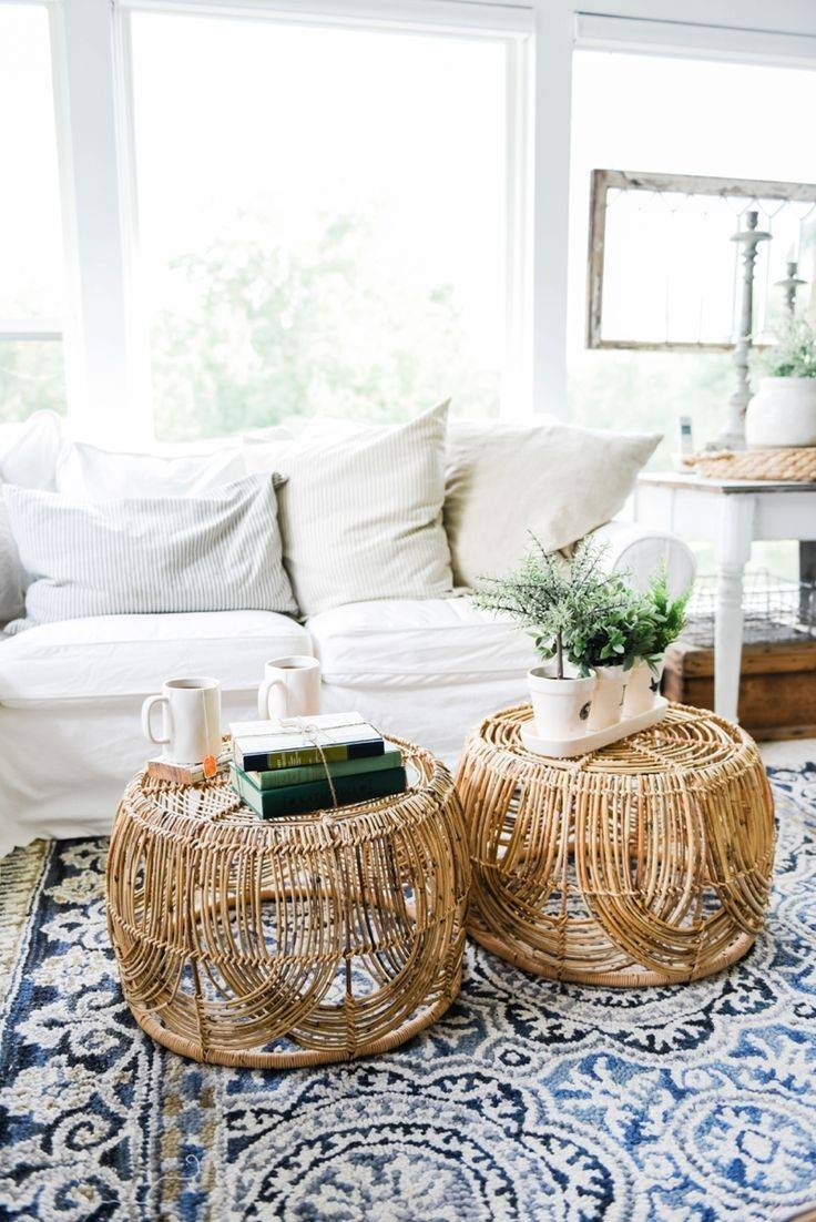 25+ Best Rattan Coffee Table Ideas On Pinterest | Wicker Coffee for Boho Coffee Tables (Image 1 of 30)
