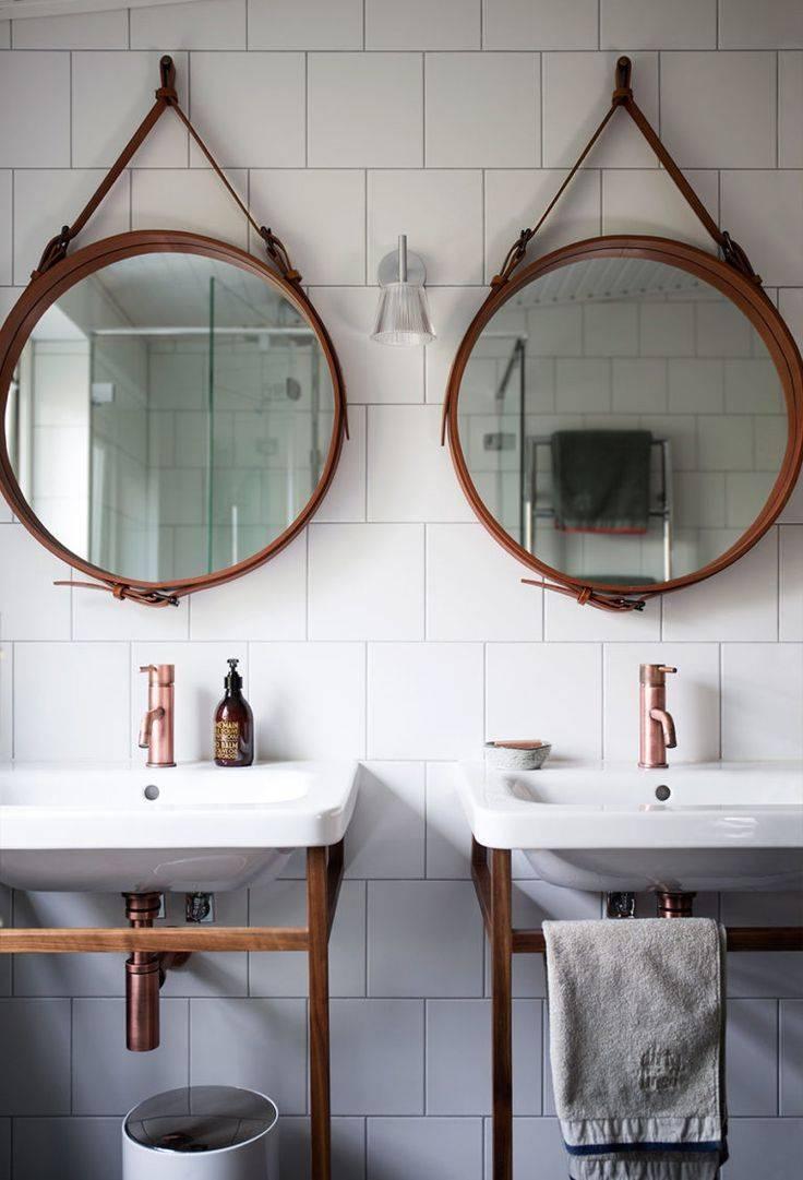 25+ Best Round Mirrors Ideas On Pinterest | Small Round Mirrors with Unusual Round Mirrors (Image 1 of 25)
