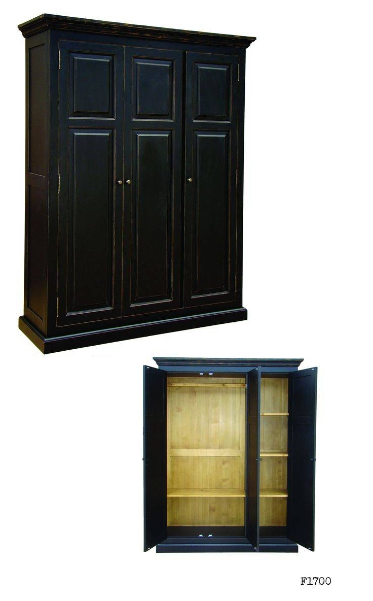 25+ Best Solid Wood Wardrobes Ideas On Pinterest | Modern Wardrobe For Solid Wood Built In Wardrobes (View 10 of 30)