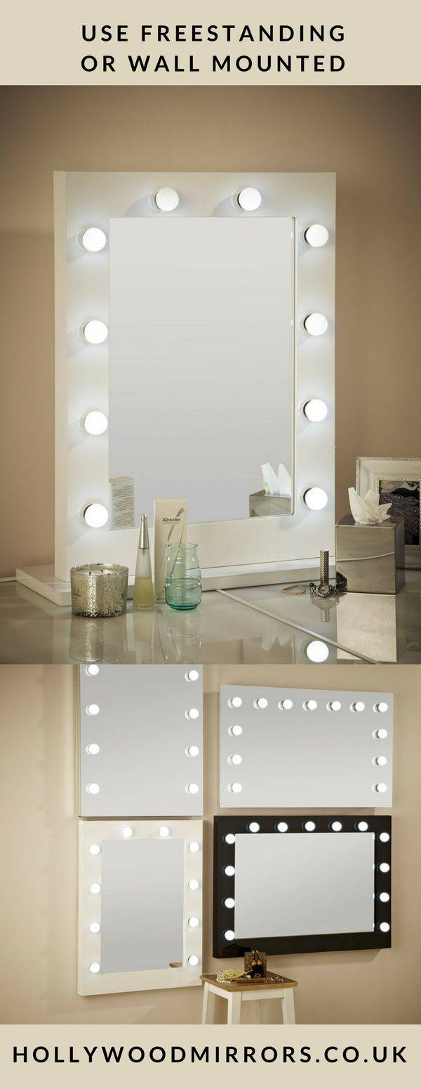 25+ Best White Gloss Dressing Table Ideas On Pinterest | Neutral in Illuminated Dressing Table Mirrors (Image 2 of 25)