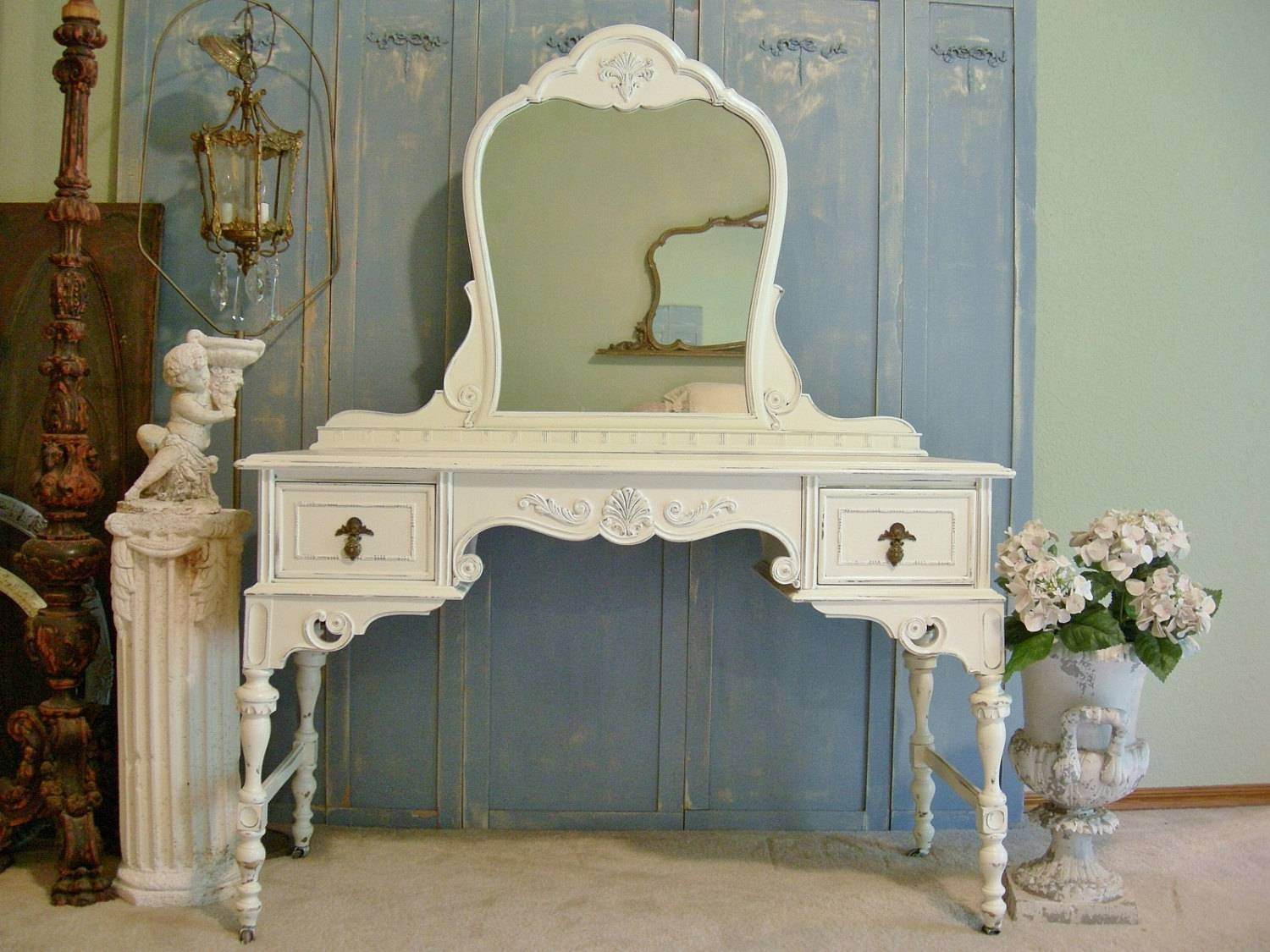 25 Cozy Shabby Chic Furniture Ideas For Your Home | Top Home Designs regarding Vintage Shabby Chic Wardrobes (Image 1 of 15)