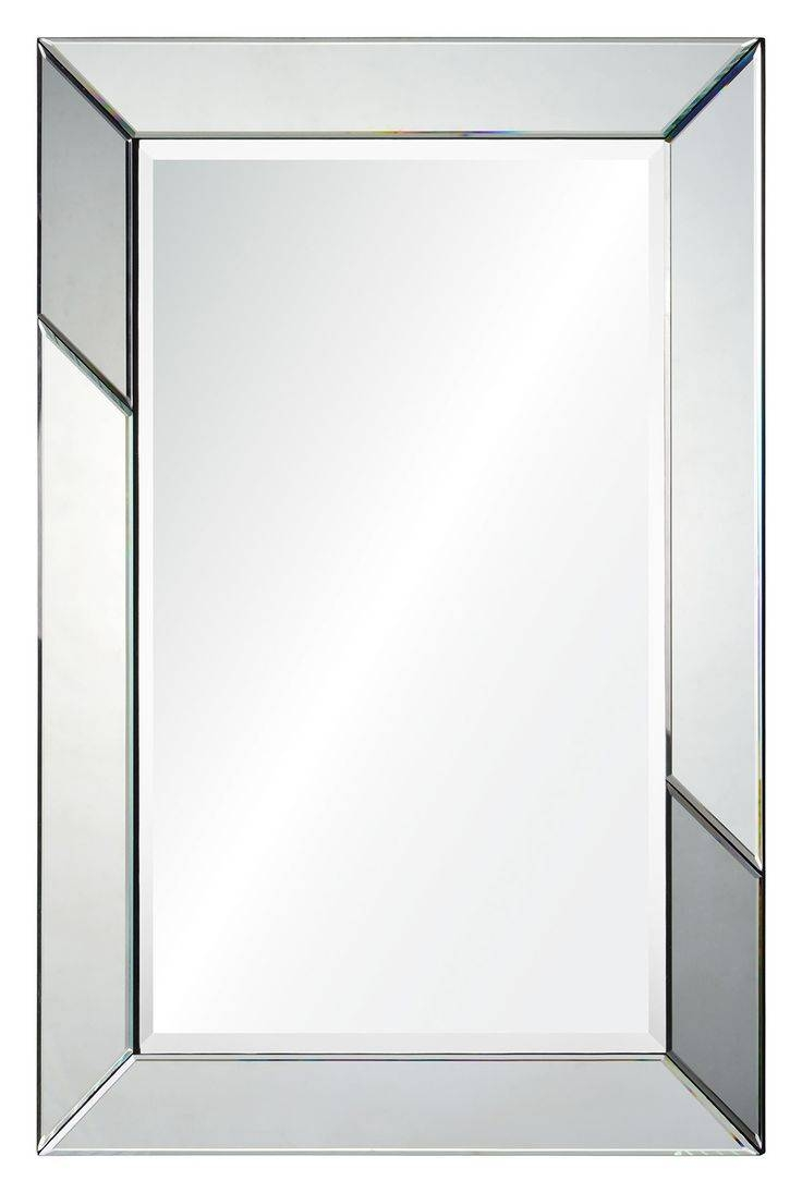 255 Best Mirror Mirror On The Wall Images On Pinterest | Mirror Pertaining To Silver Rectangular Mirrors (View 1 of 25)