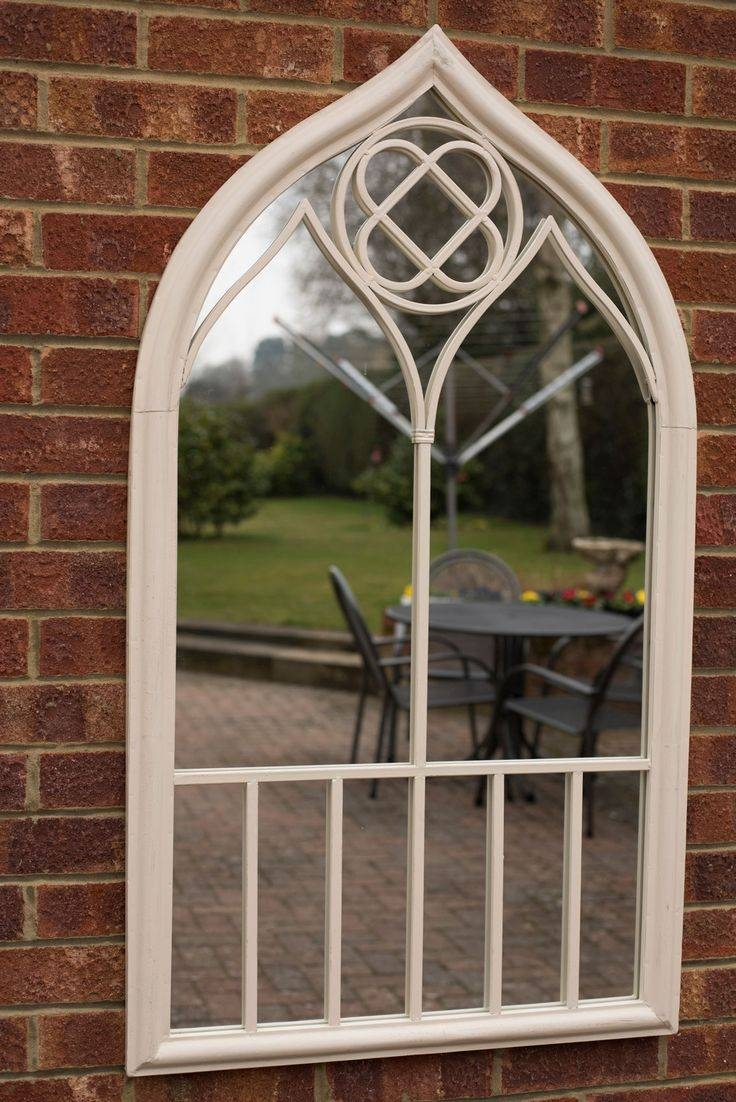 the best garden wall mirrors