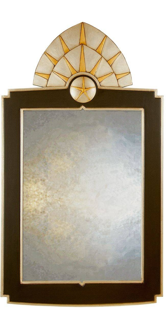 27 Best Deco Mirror Images On Pinterest | Art Deco Mirror, Mirror intended for Large Art Deco Wall Mirrors (Image 2 of 25)