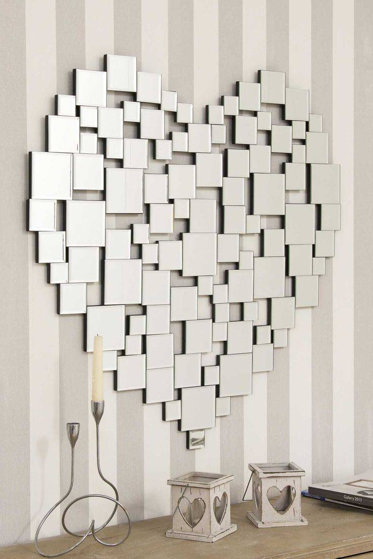 28 Best Mirror Mirrors On The Wall. Images On Pinterest | Mirrors pertaining to Heart Venetian Mirrors (Image 1 of 25)