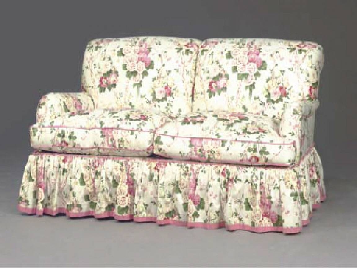 Featured Photo of Yellow Chintz Sofas