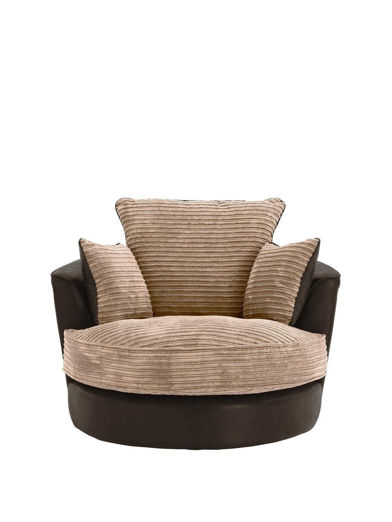 28+ [ Swivel Cuddle Chair ] | Cuddle Circle Fabric Swivel Chair regarding Cuddler Swivel Sofa Chairs (Image 1 of 30)