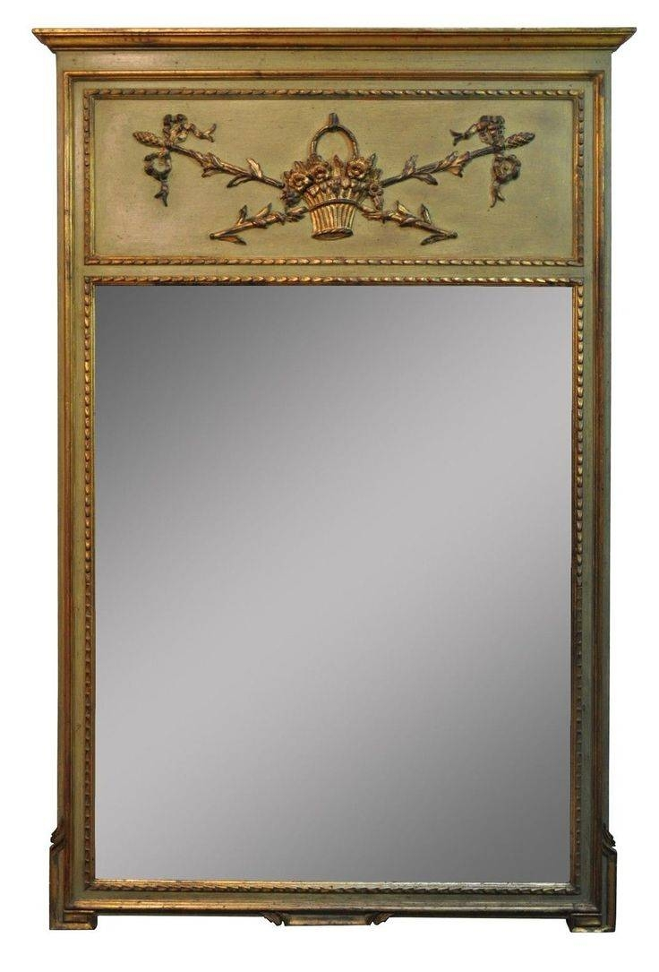 280 Best Mirrors Images On Pinterest | Mirrors, Mirror Mirror And Home With Regard To Old Style Mirrors (View 19 of 25)