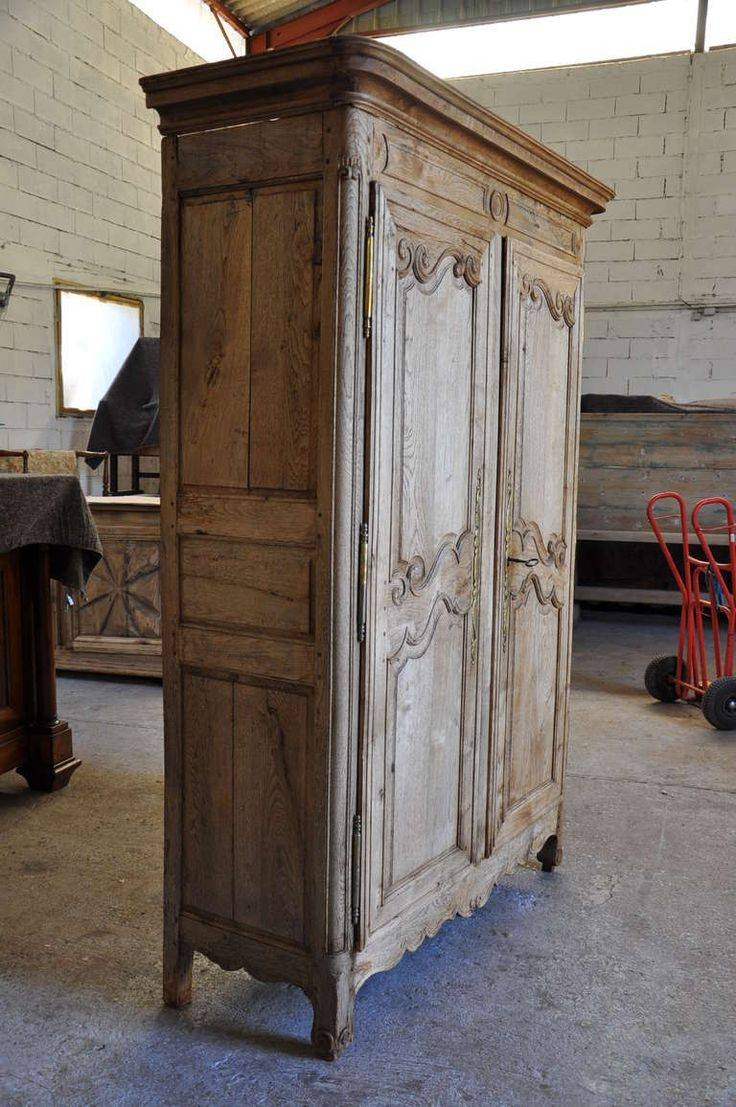 281 Best Armoires Images On Pinterest | Antique Furniture, Country in French Antique Wardrobes (Image 2 of 15)