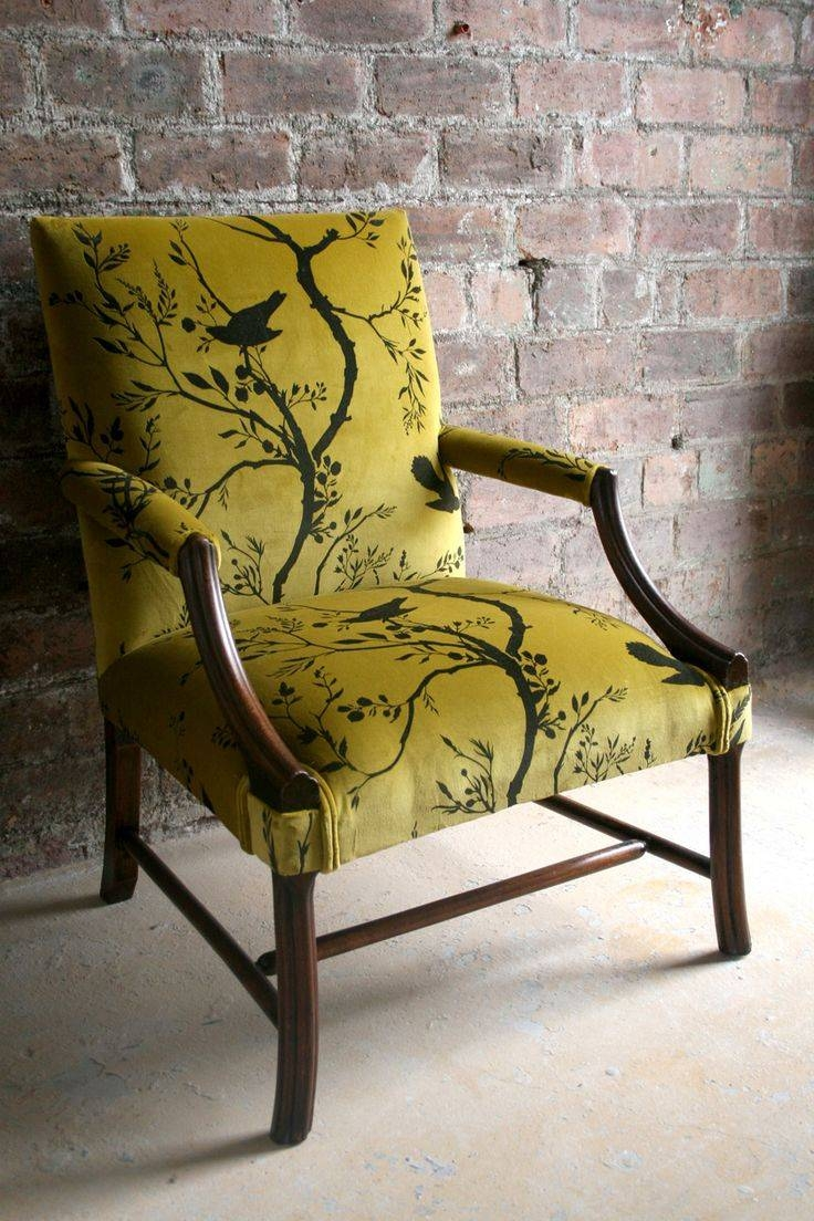 288 Best Armchairs And Sofas Images On Pinterest | Armchairs throughout Yellow Chintz Sofas (Image 9 of 30)