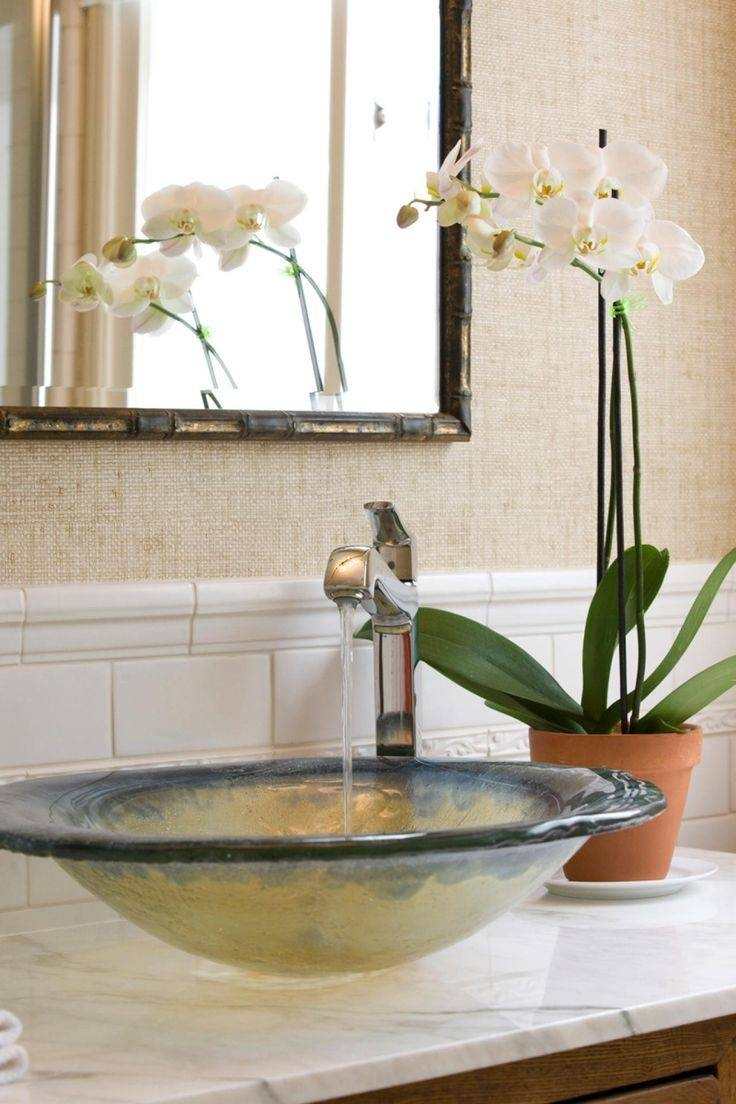 29 Best Decorative Sinks Images On Pinterest | Bathroom Ideas within Retro Bathroom Mirrors (Image 2 of 25)