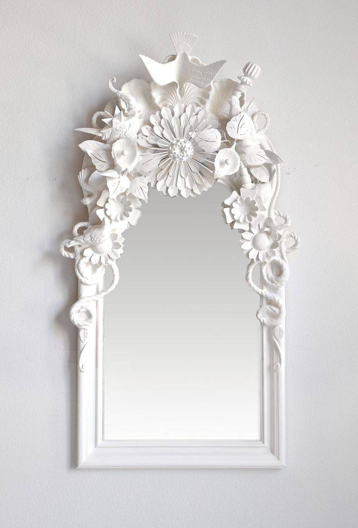 294 Best Mirror, Mirror On The Wall Images On Pinterest inside Bright Coloured Mirrors (Image 7 of 25)