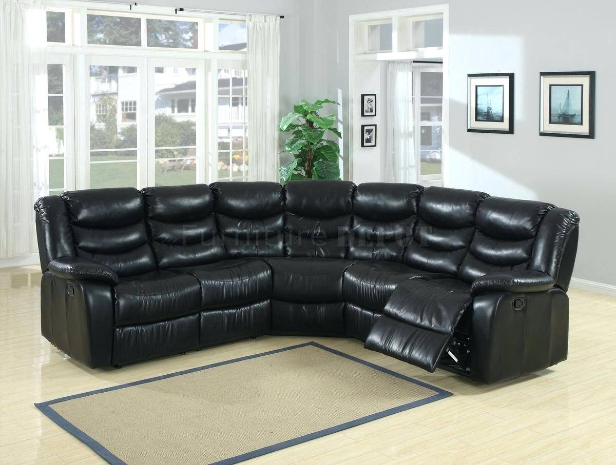 3 Seater Recliner Leather Sofa Gallery Of Stunning Sectional With throughout Modern Reclining Leather Sofas (Image 1 of 30)