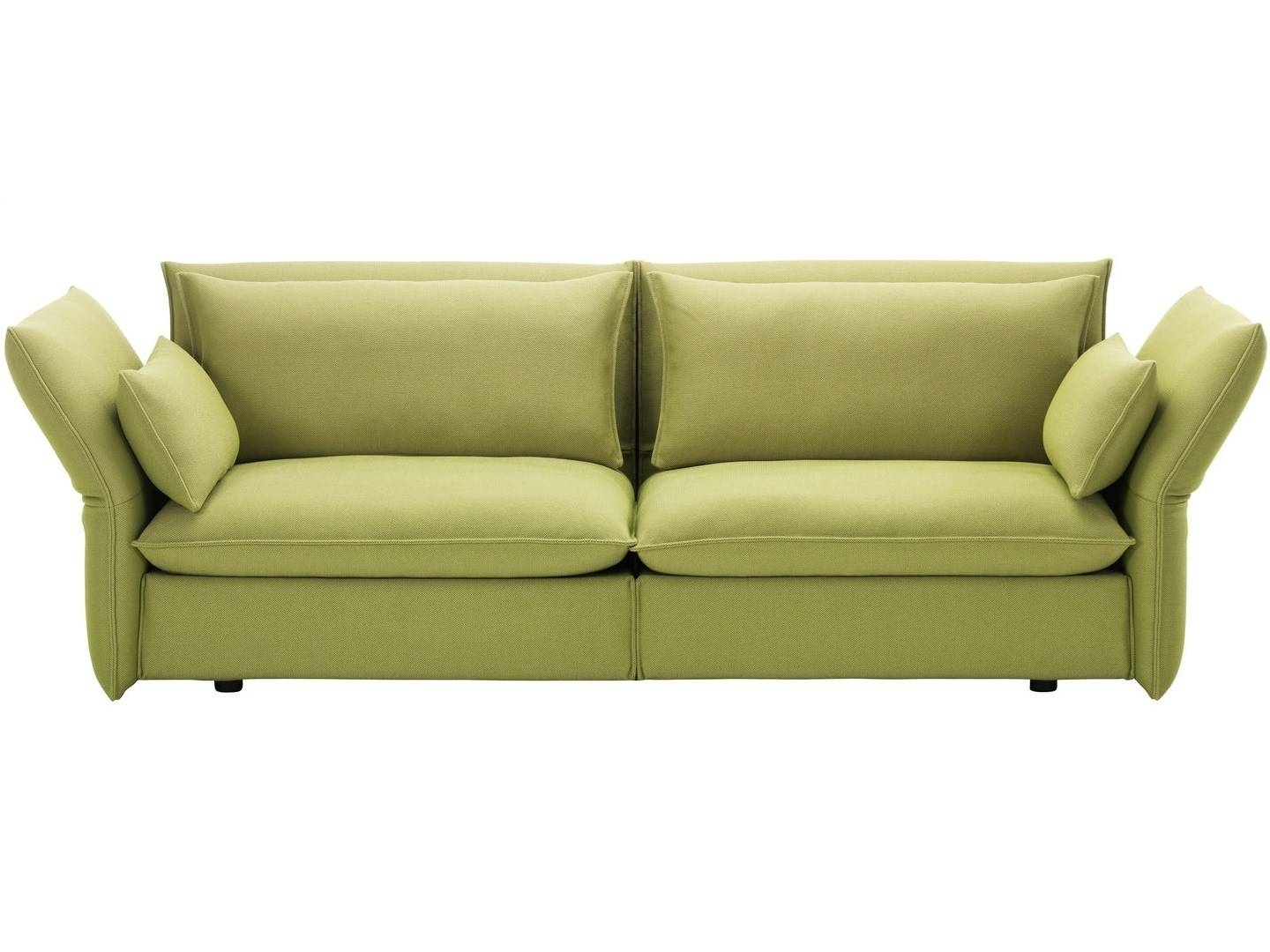 3 Seater Sofa With Removable Cover Mariposa 3-Seatervitra intended for Sofa With Removable Cover (Image 1 of 30)