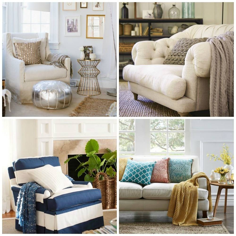 3 Ways To Style Your Throws - Diy Decorator throughout Throws For Sofas And Chairs (Image 1 of 15)