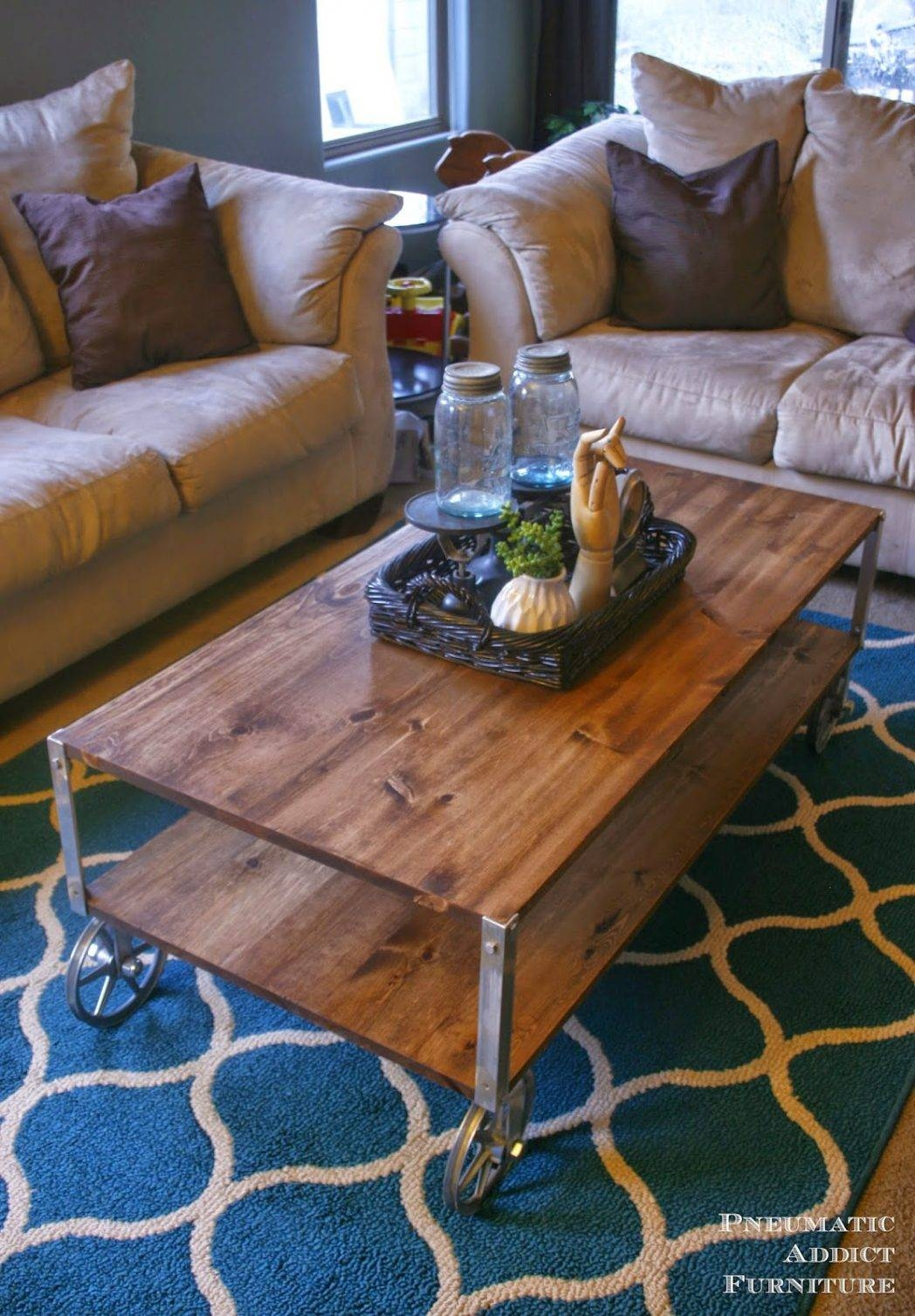 30 Inch Coffee Table Magnussen Presidential Furniture Aiden Aidan With Regard To Aiden Coffee Tables (Photo 5 of 30)